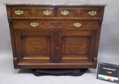 Victorian chest Pre-trt (2)